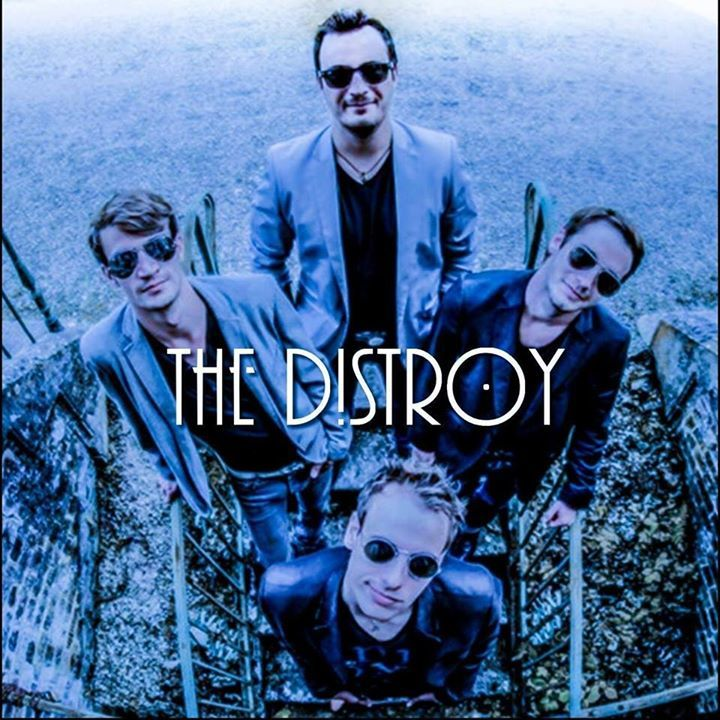 The distroy Tour Dates