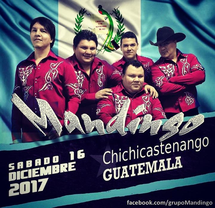 Grupo Mandingo @ Centro De La Ciudad  - Chichicastenango, Guatemala