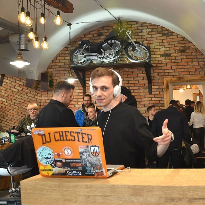 DJ Chester  @  KONCERT PREMIEROWY // Żaczek - Cracow, Poland