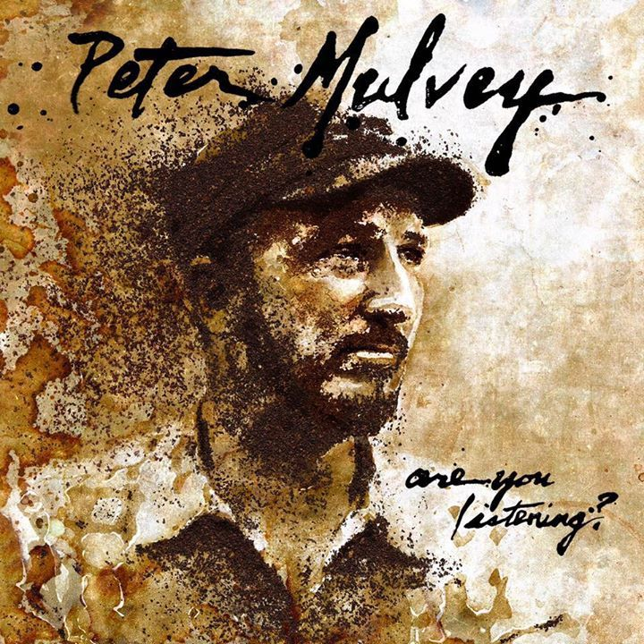 Peter Mulvey @ Cafe Veritas - First Unitarian Church - Rochester, NY