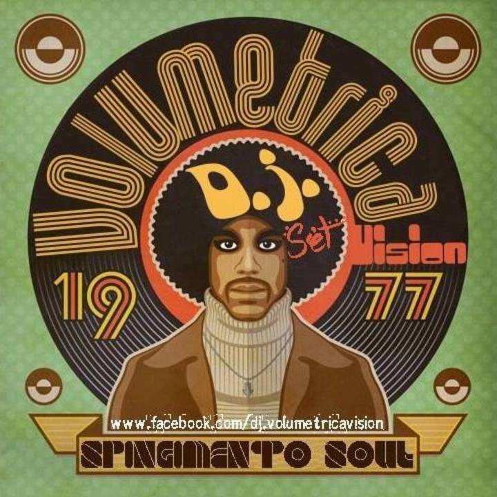 D.j. VOLUMETRICAvision ('77 original motown soul groove and boogaloo!) Tour Dates