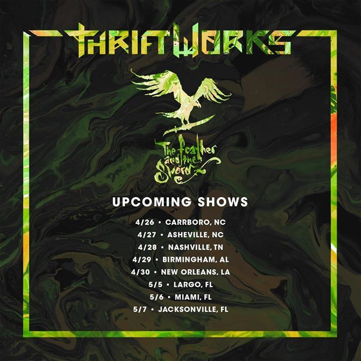 Thriftworks @ Roseland Theater - Portland, OR