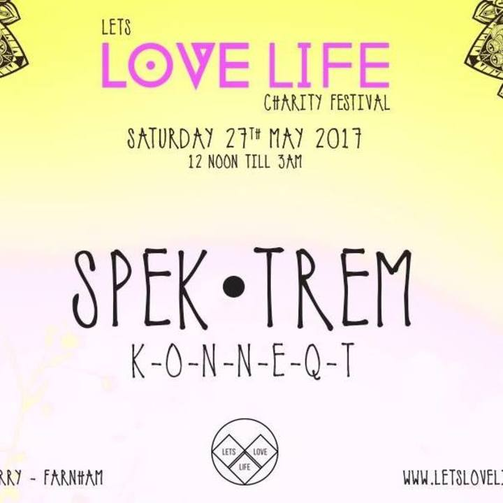 SPEK•TREM Tour Dates