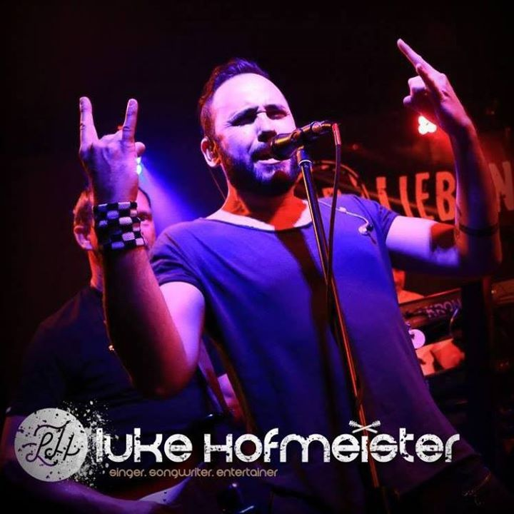 Luke Hofmeister Tour Dates