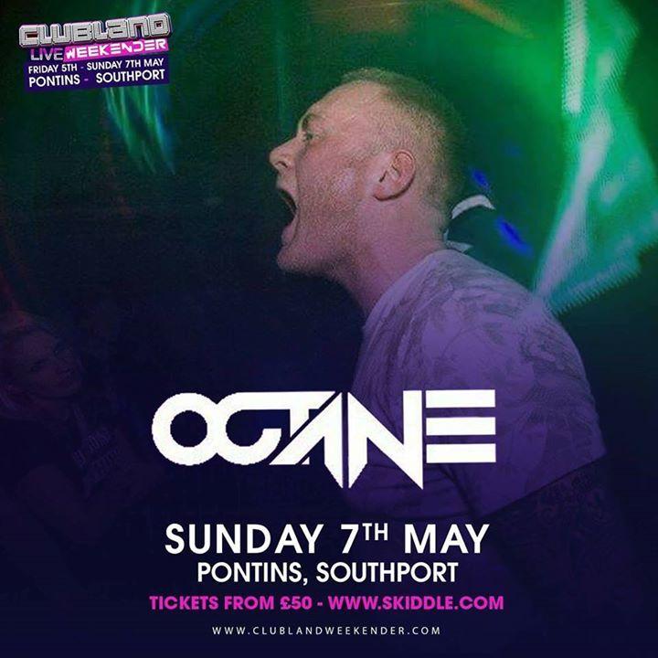 Octane Tour Dates