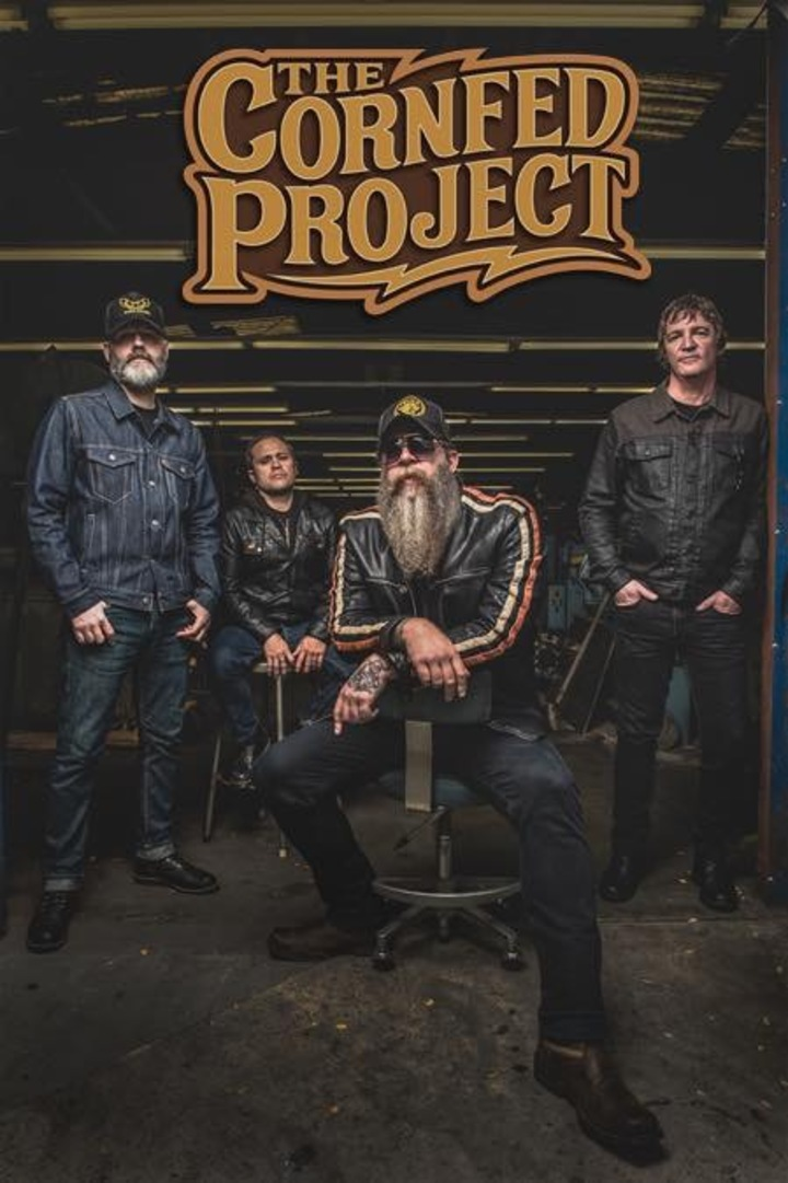 The Cornfed Project Tour Dates