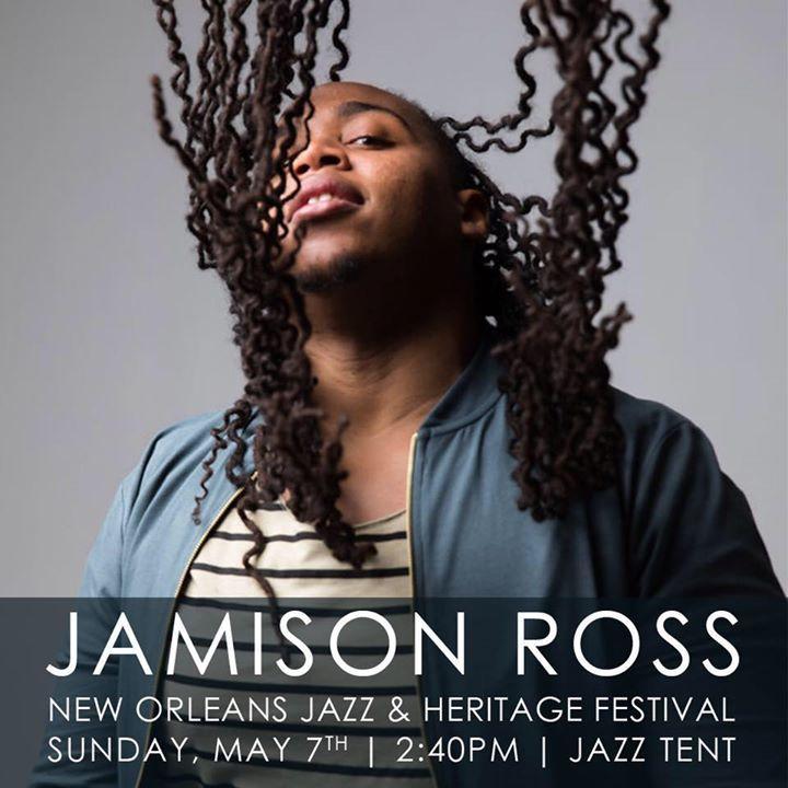 Jamison Ross Tour Dates