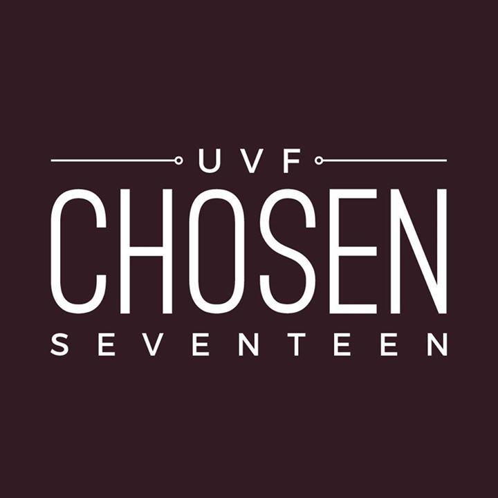 Chosen - UVF Ministry Team Tour Dates