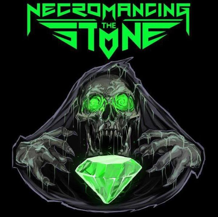Necromancing the Stone Tour Dates