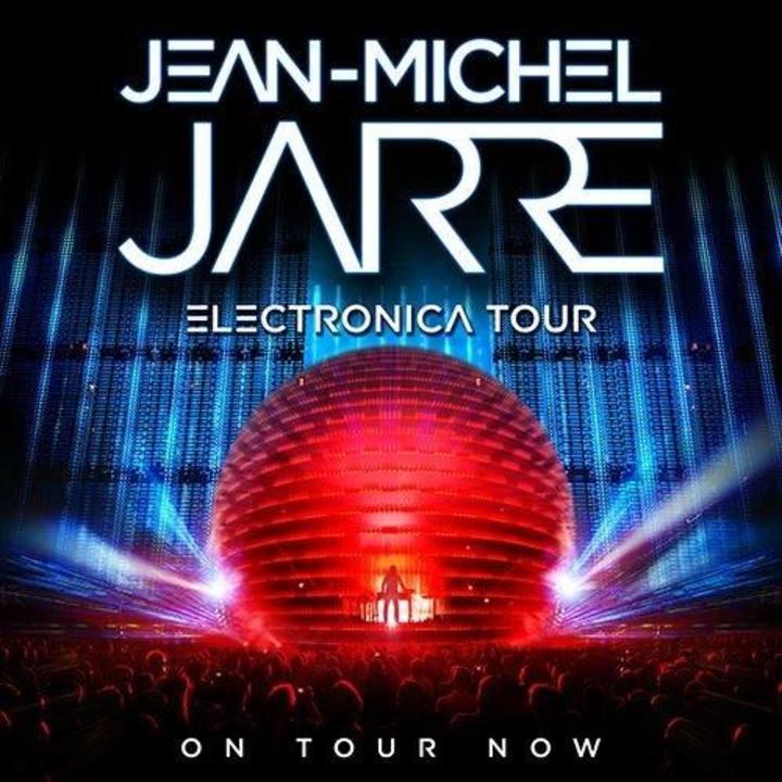 Jean-Michel Jarre @ Zénith d'Auvergne - Cournon, France