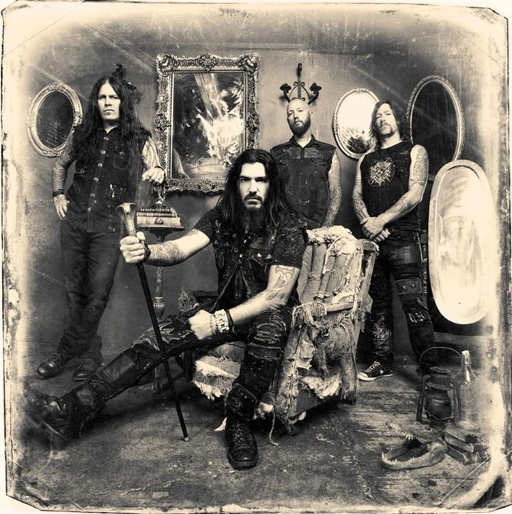 Machine Head Tour Dates