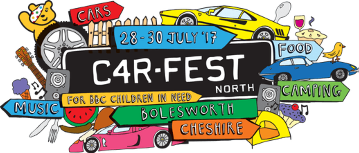 Fond Of Rudy @ Carfest - Chester, United Kingdom