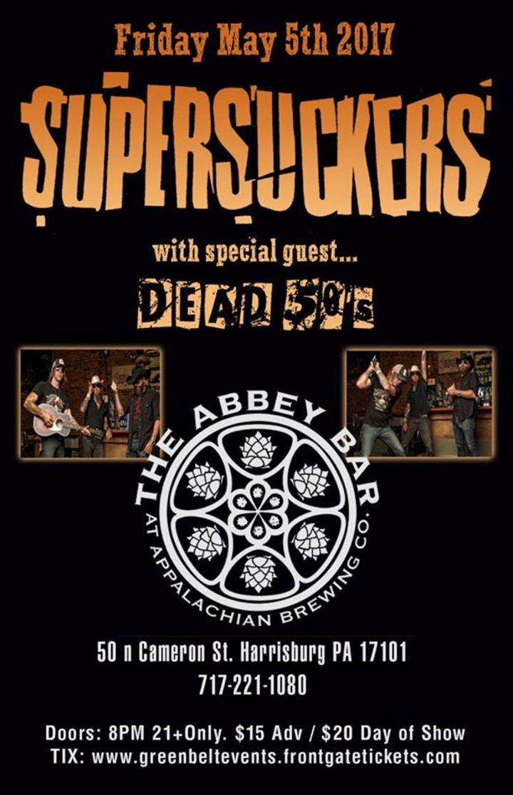 Dead 50's Tour Dates