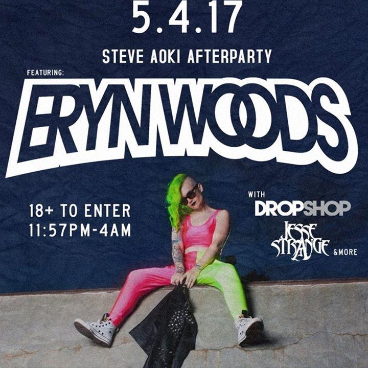 Eryn Woods Tour Dates