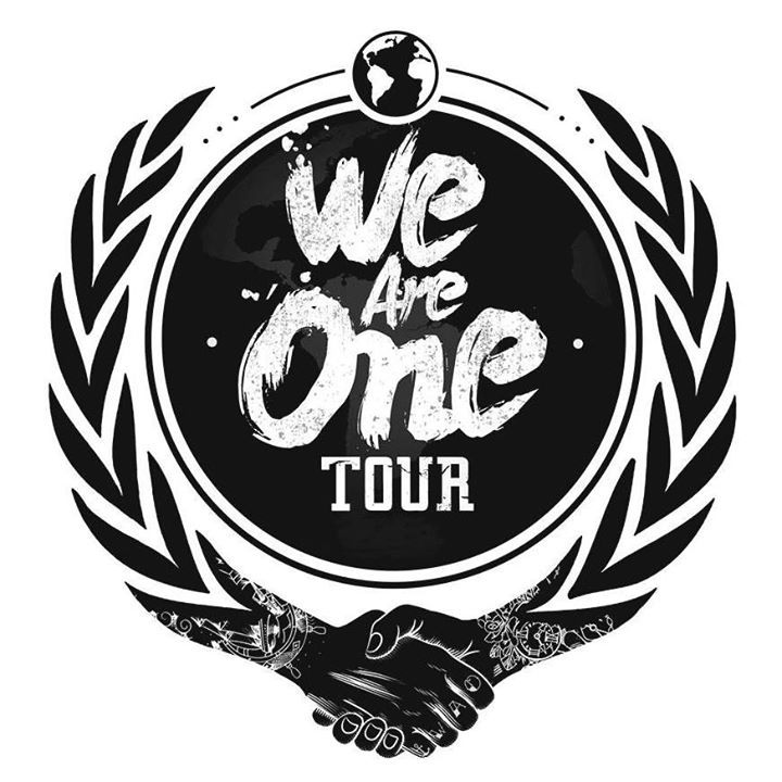 We Are One Tour Tour Dates