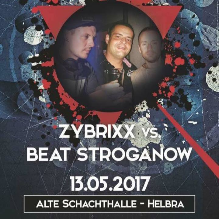 Beat Stroganow Fanpage @ Eventgalerie with PsychoDevils  - Torgau, Germany
