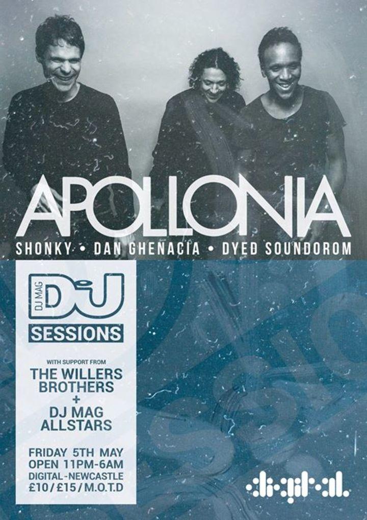 Apollonia @ Warung Beach Club - Itajaí, Brazil
