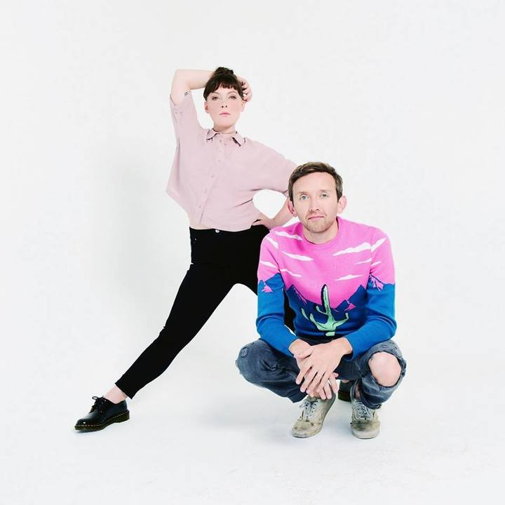 Sylvan Esso @ Pitchfork Music Festival Paris - Paris, France