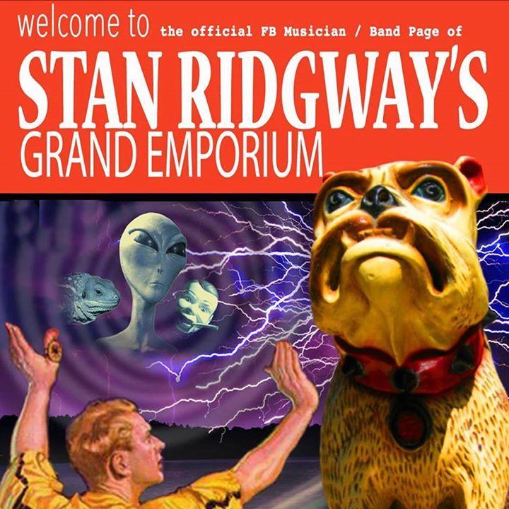 Stan Ridgway's Grand Emporium Tour Dates