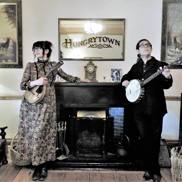 Hungrytown @ The Green Man Folk Club - Alton, United Kingdom