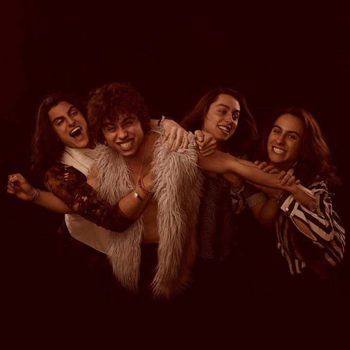 Greta Van Fleet @ Capone's - Johnson City, TN