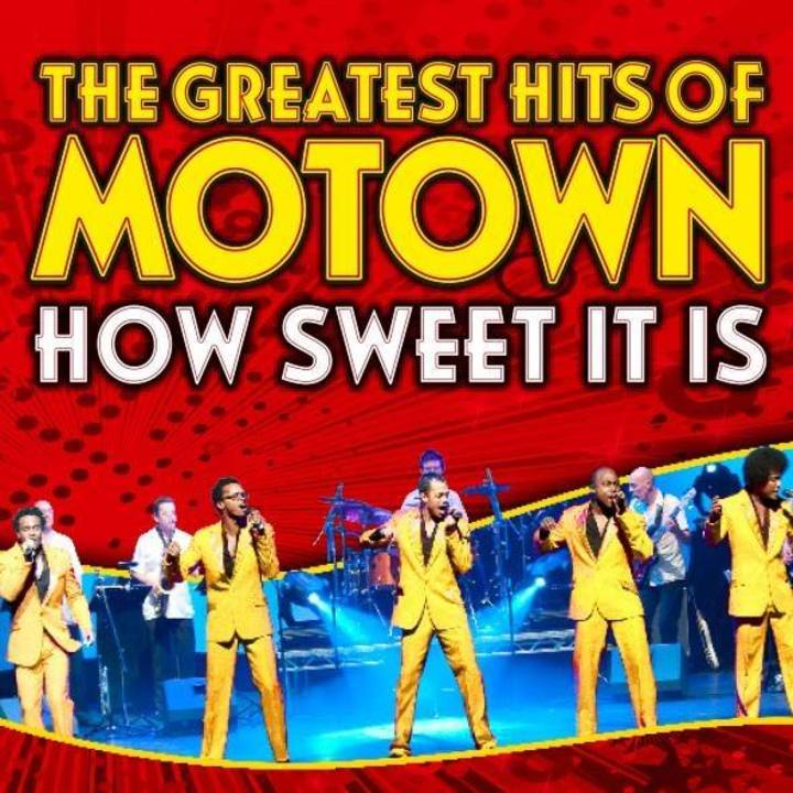 Motown's Greatest Hits - How Sweet It Is Tour Dates