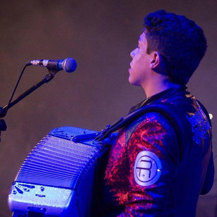 Cornelio Vega Jr @ Parque Morelos - Teatro Del Pueblo (Feria de Tijuana 2017) - Tijuana, Mexico