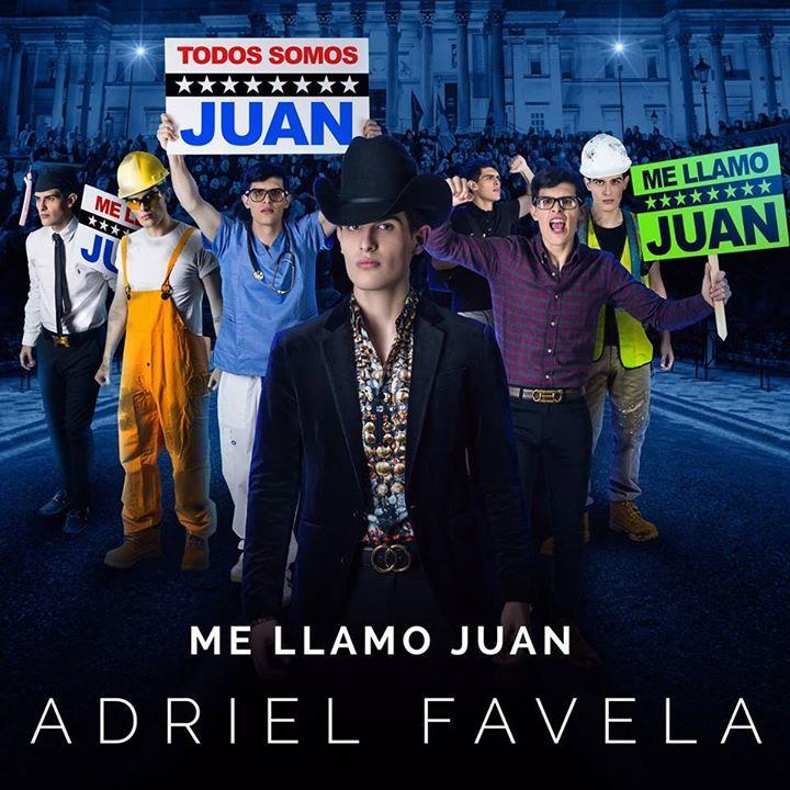 Adriel Favela Tour Dates