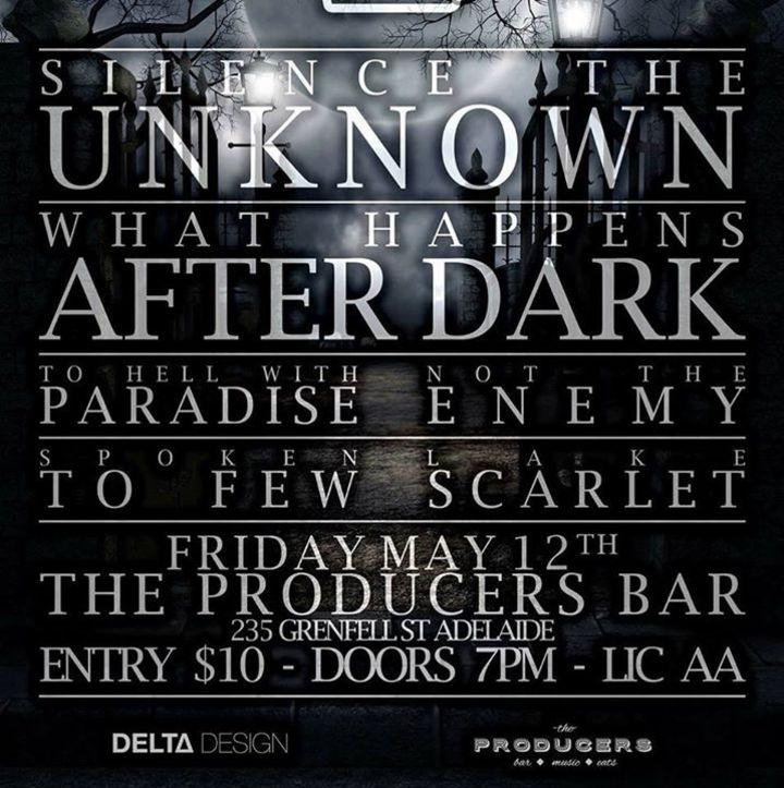 What Happens After Dark Tour Dates