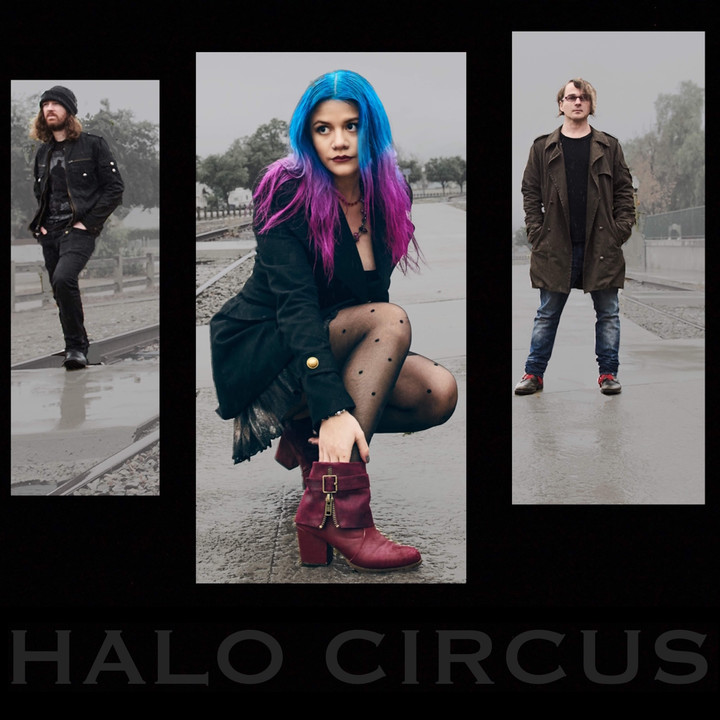 Halo Circus @ The Basement at Des Moines Social Club  - Des Moines, IA