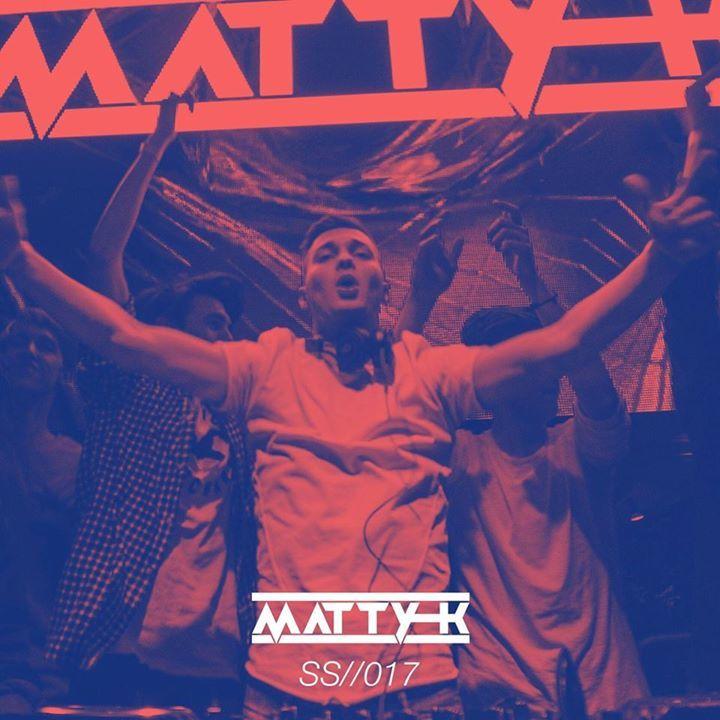 Matty-K Tour Dates