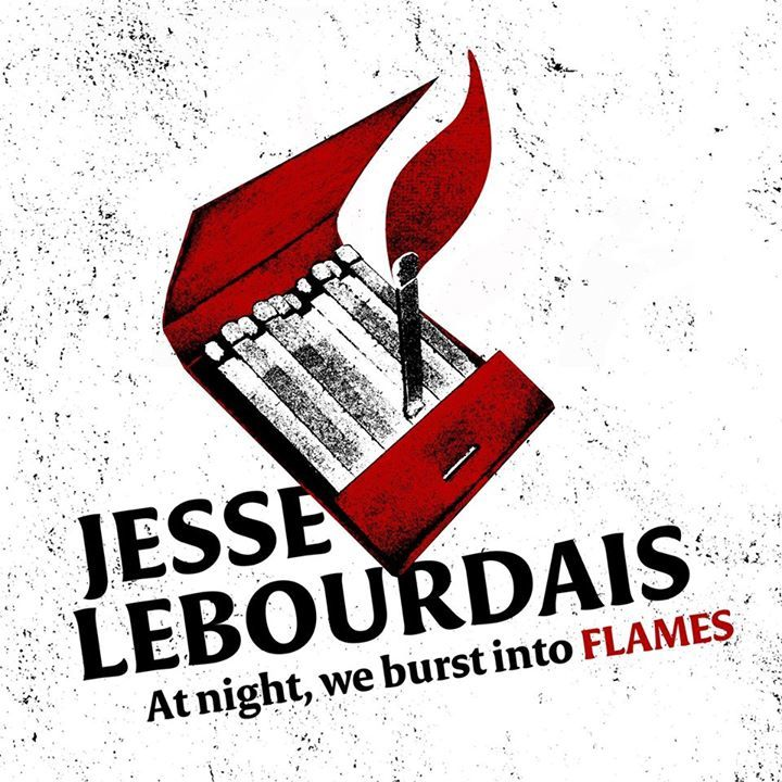JESSE LEBOURDAIS Tour Dates