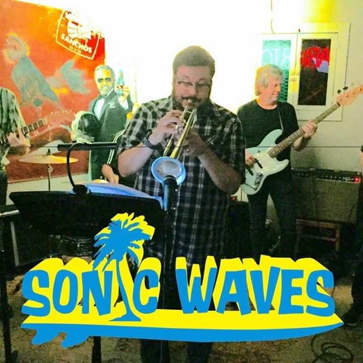 Sonic Waves @ The Nomad - Austin, TX