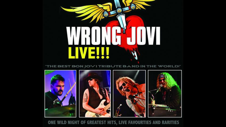 Wrong Jovi Tour Dates