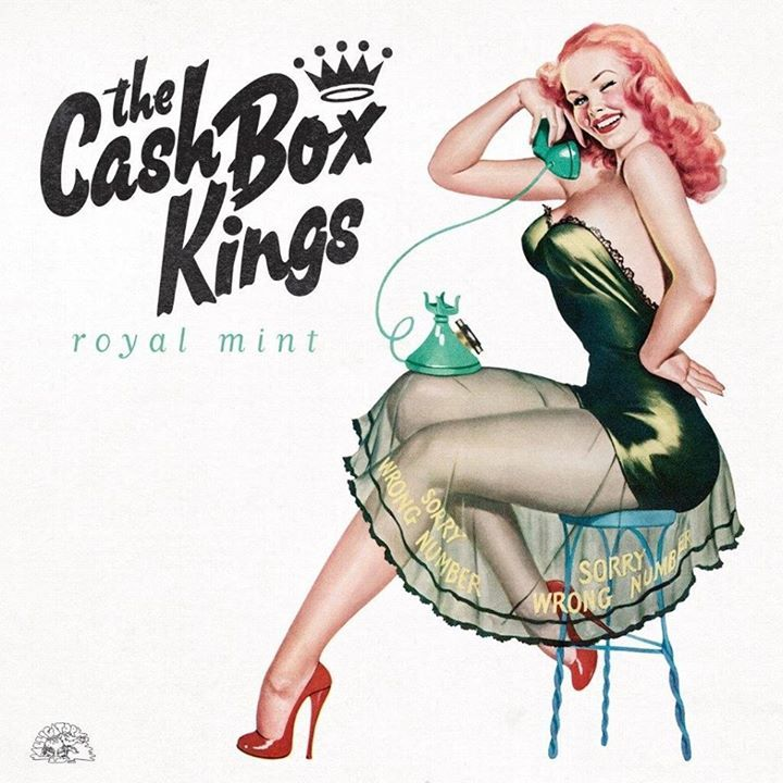 Cash Box Kings @ Nicolet Theater - Rhinelander, WI
