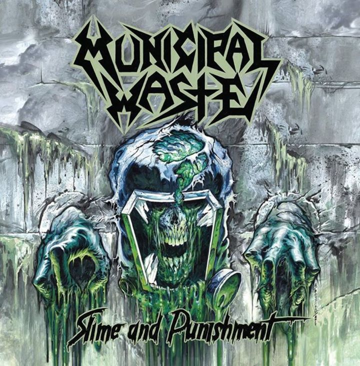 Municipal Waste Tour Dates