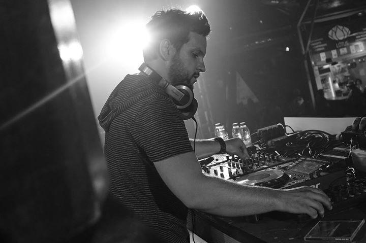 DJ HM Tour Dates