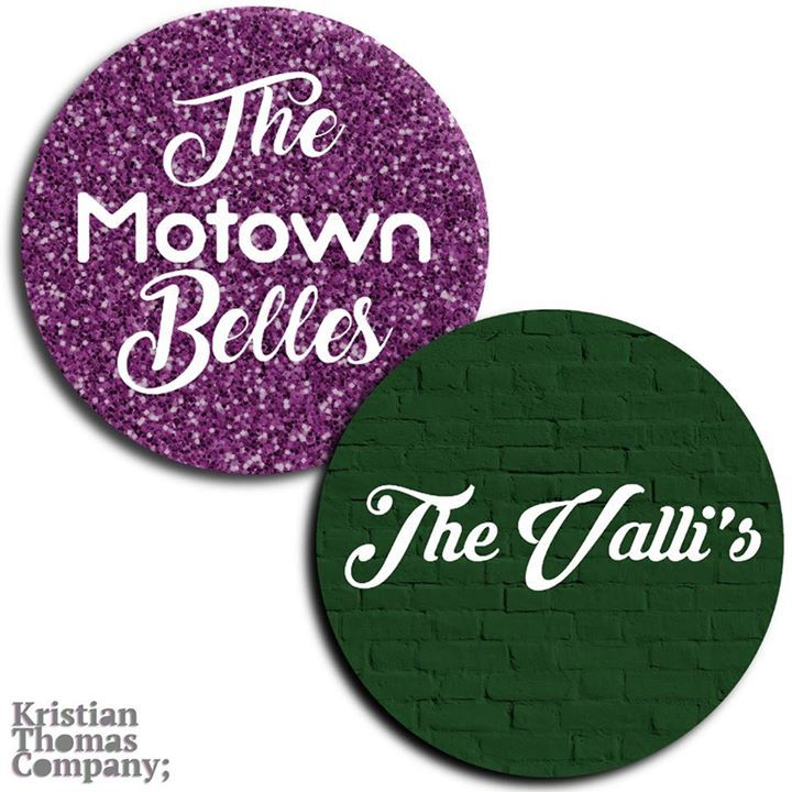 The Valli's & The Motown Belles Tour Dates