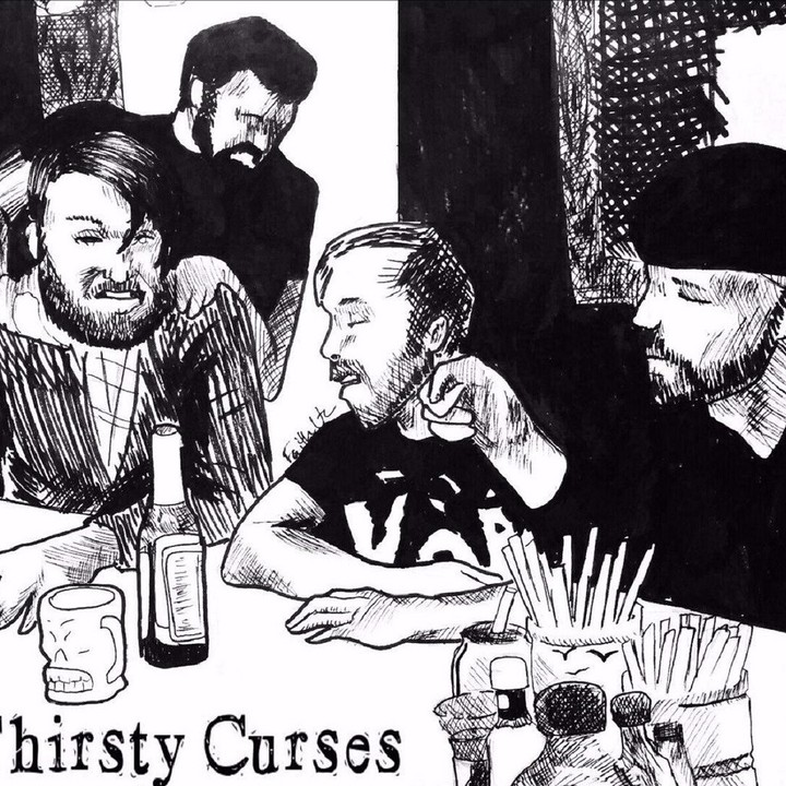 Thirsty Curses @ Pour House - Raleigh, NC