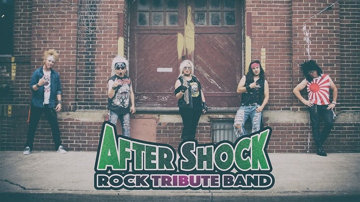After Shock @ Halloween @ The Brewhouse  - Altoona, IA