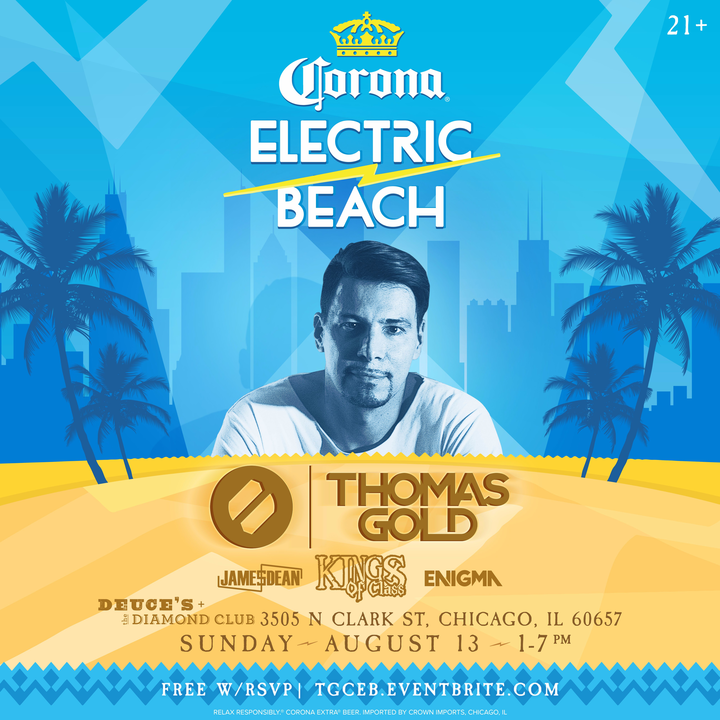 Electric Beach @ Deuces and The Diamond Club - Chicago, IL