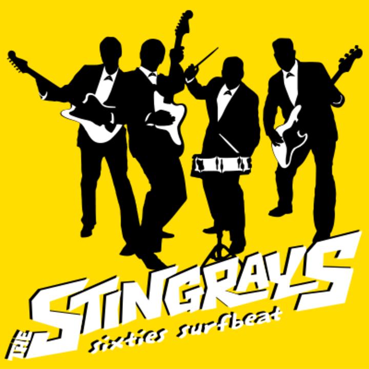 THE STINGRAYS - sixties surfbeat Tour Dates