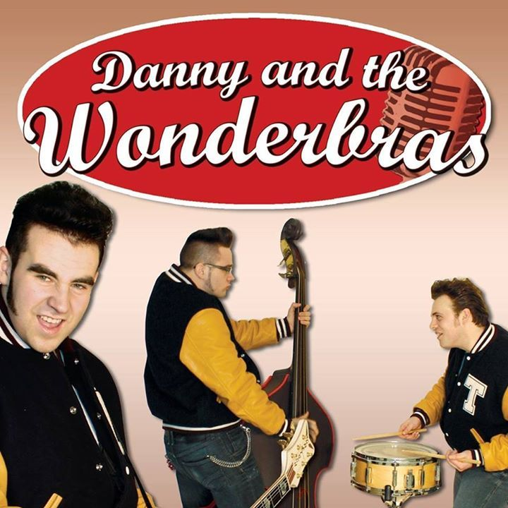 Danny and the Wonderbras Tour Dates