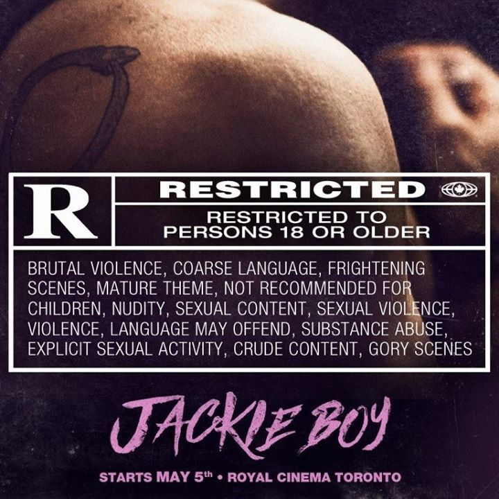 Jackie Boy Tour Dates