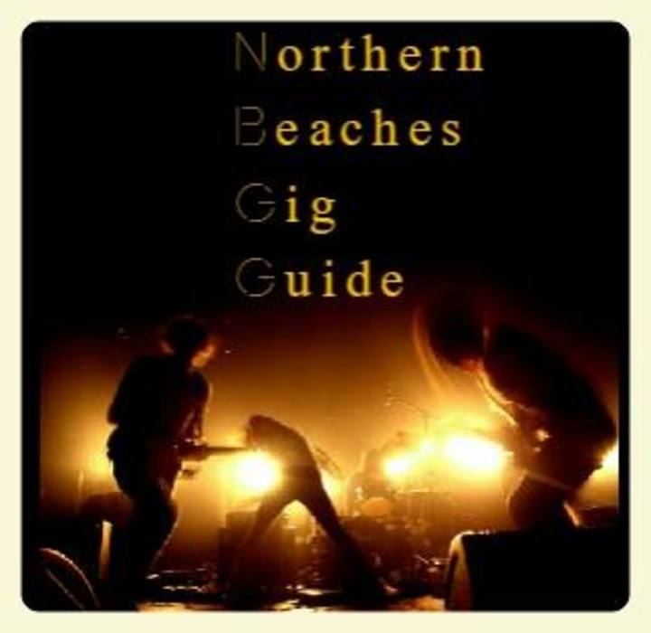 Northern Beaches Gig Guide Tour Dates