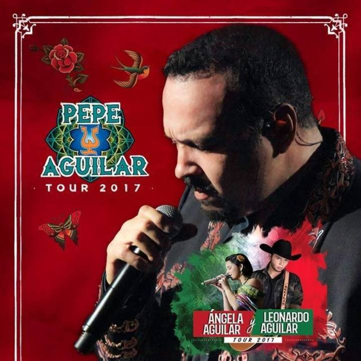 Pepe Aguilar @ Civic Theater  - San Diego, CA