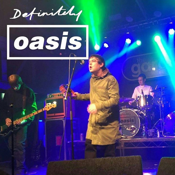 Definitely Oasis @ La Belle Angele - Edinburgh, United Kingdom