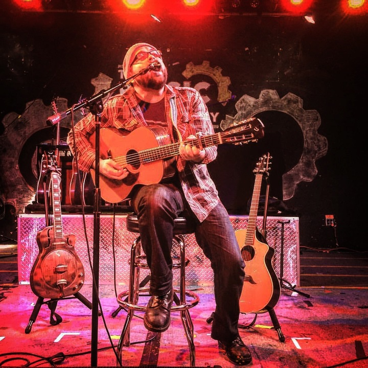 Frank Viele @ Montauk Music Festival - Montauk, NY