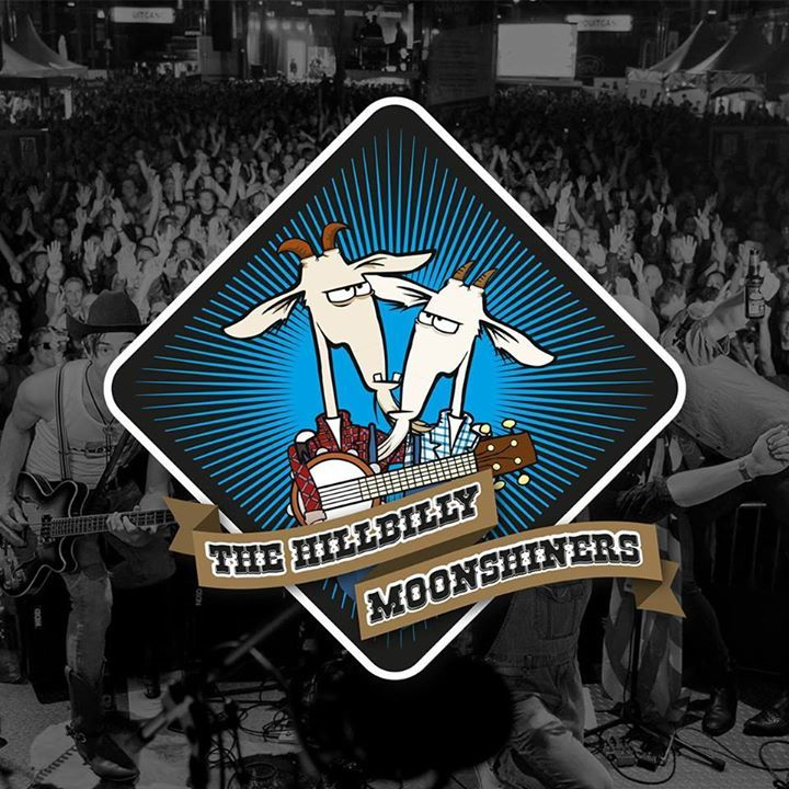 The Hillbilly Moonshiners Bluegrass Band @ Partycentrum Rouwhorst - Oldenzaal, The Netherlands