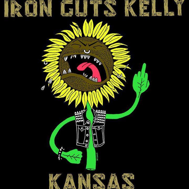 Iron Guts Kelly Tour Dates